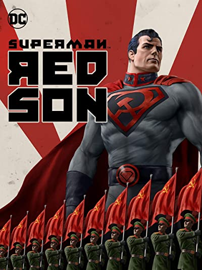 Superman: Red Son 2020 Full English Movie Download 300MB 480p HDRip