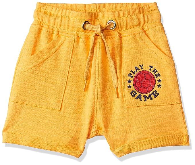 Baby Boys' Regular Fit Shorts