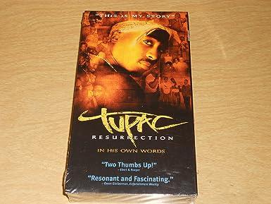 tupac resurrection movie