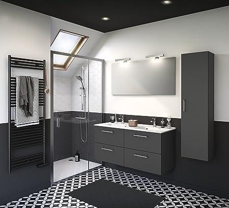 Experts du bain, Meuble de rangement salle de bain à tiroirs ...