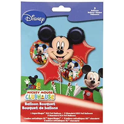 Anagram 44228 Mickey Mouse Bouquet: Toys & Games