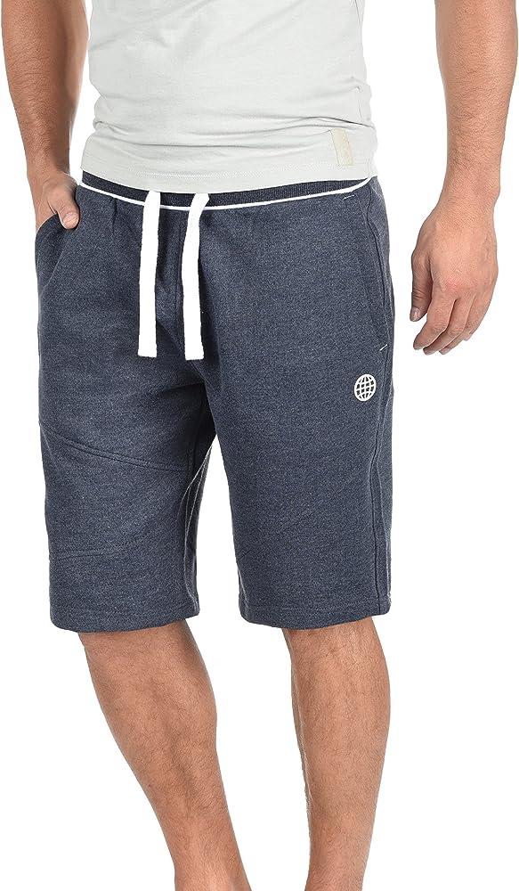 BLEND Saresen - patalón corto para hombre, tamaño:S;color:Navy ...