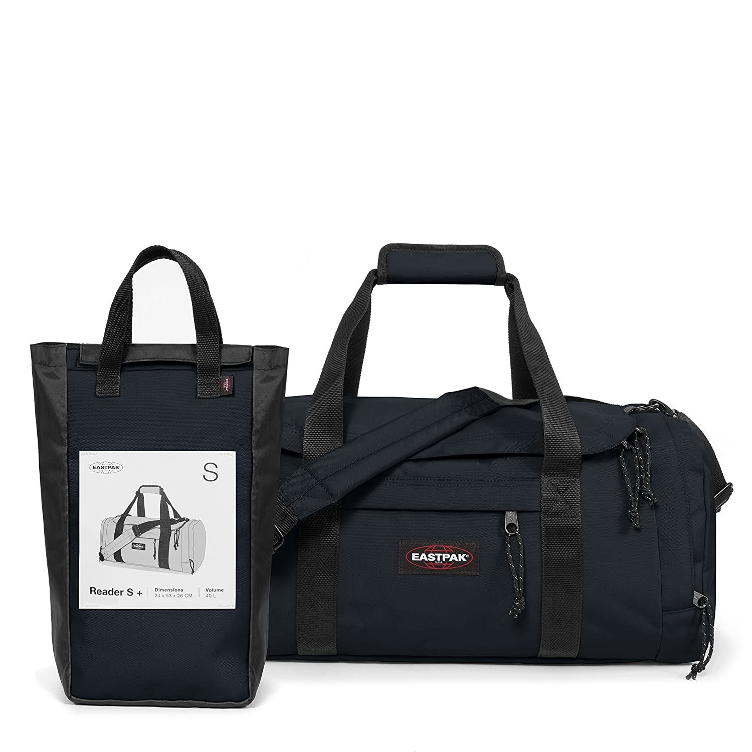 Navy Cm Sac De Eastpak cloud Bleu Liters Voyage S 53 40 Reader tqwwWYfExP