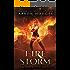 Firestorm (The Sword of Light Trilogy Book 2)