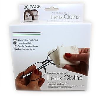 30 x óptico lente gafas de toallitas ideal para cámara Monitor teléfonos iPad gafas de sol