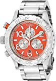 Nixon Men's A0372054 42-20 Chrono Analog Display Analog Quartz Watch