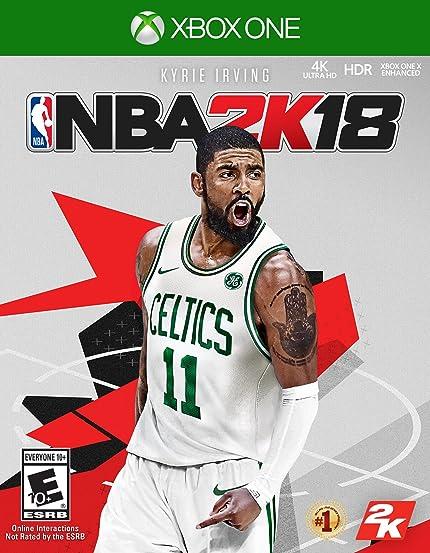 Amazon Nba 2k18 Standard Edition Xbox One Take 2 Interactive