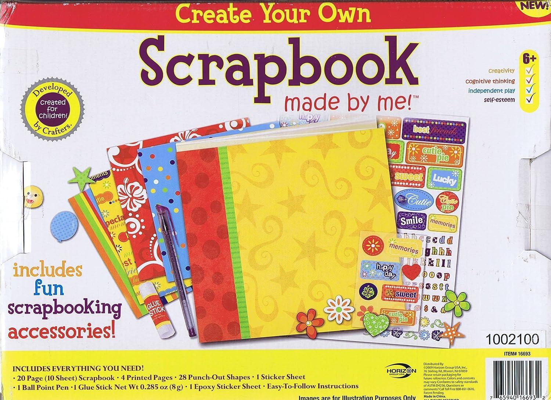 Create your own scrapbook - Create Your Own Scrapbook 33