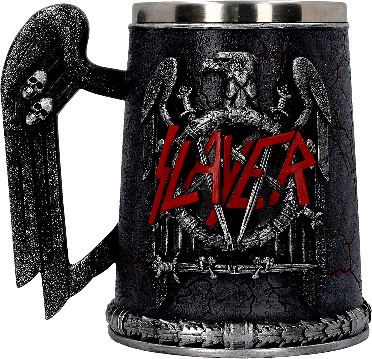 Judas Priest British Steel Design Mug Boxed Gift Official Product