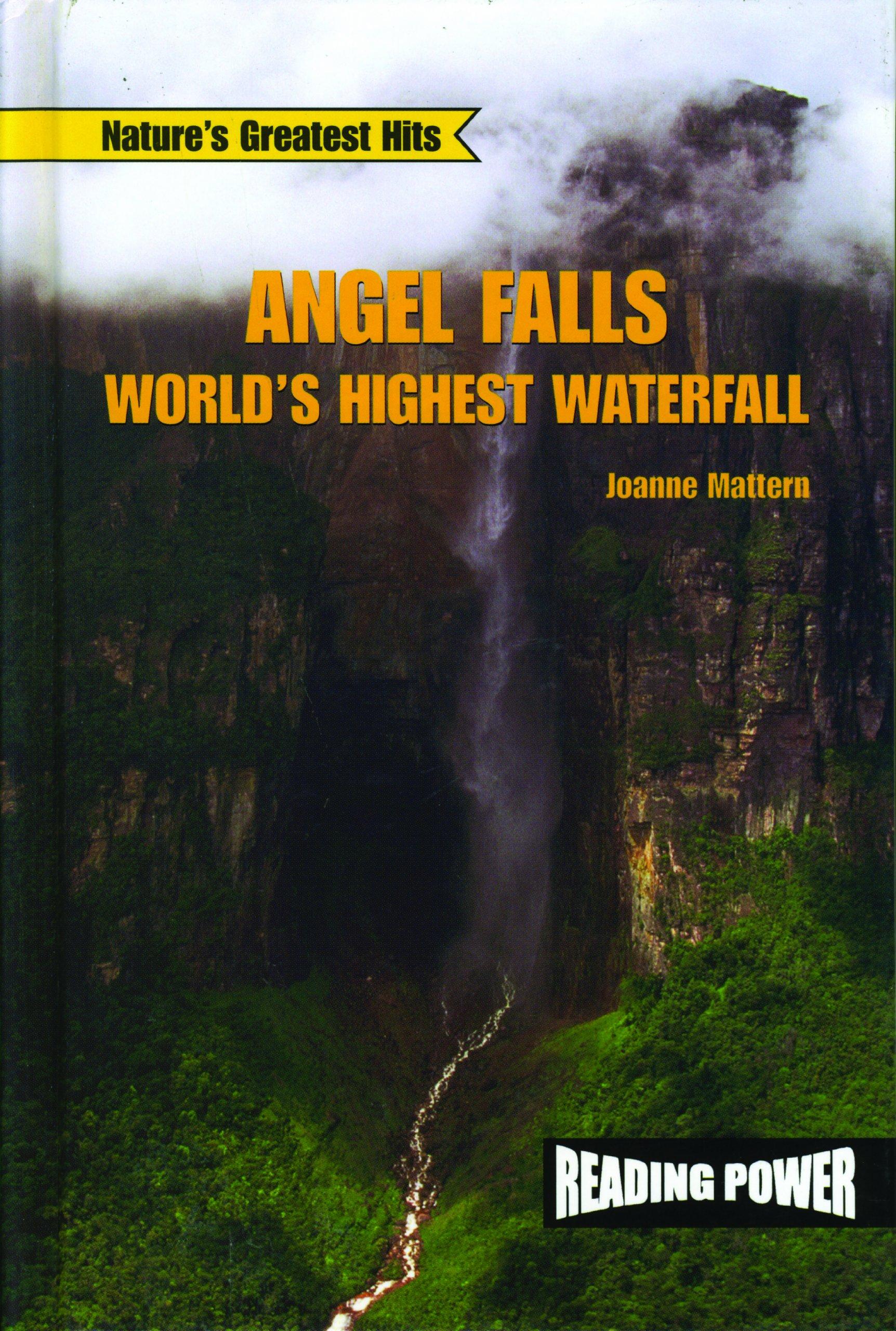 Download Angel Falls: World's Highest Waterfall (Nature's Greatest Hits) pdf epub