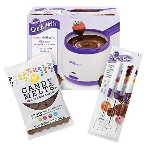 Amazon Wilton Candy Melts Candy Melting Pot And Candy Dipping