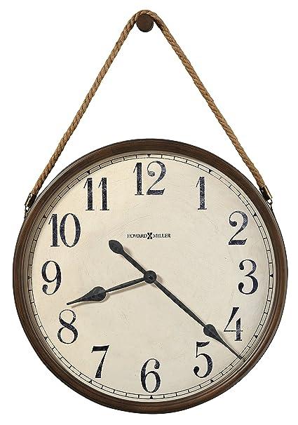 Amazon Com Howard Miller 625 615 Bota Wall Clock Home Kitchen