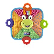 Nuby Teething Blankie - Characters May Vary