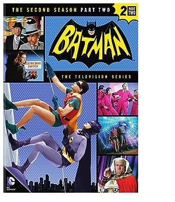 Amazon com: Batman: Season 2 Part Two: James B  Clark, Adam