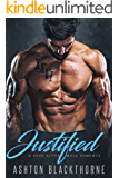 Justified (Dark Book 3)