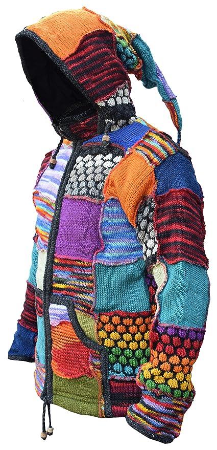 chaquetas etnicas hombre