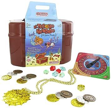 Comansi - Tesoro hundido (C18912): Amazon.es: Juguetes y juegos