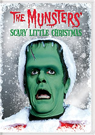 Amazon.com: The Munsters' Scary Little Christmas: Sam McMurray ...