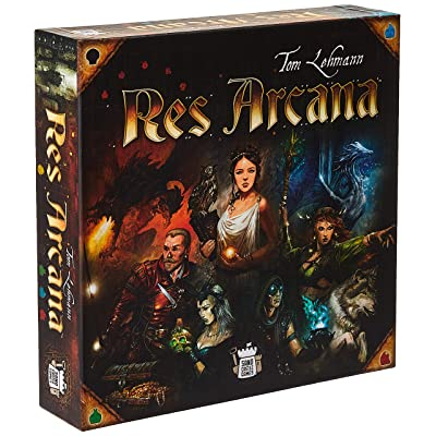 Res Arcana: Toys & Games