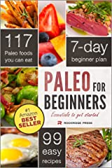 Paleo for Beginners: Essentials to Get Started Kindle Edition