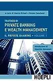 Trattato di private banking e wealth management: 1