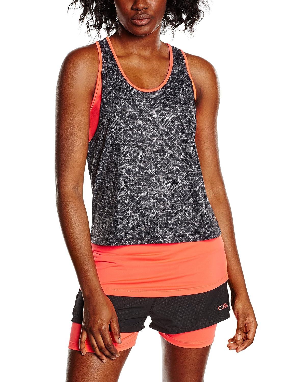 CMP Damen Fitness Top 3C760