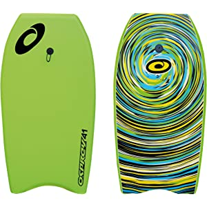 c404ea484e Osprey Body Board with Leash Slick Crescent Tail XPE Boogie Board