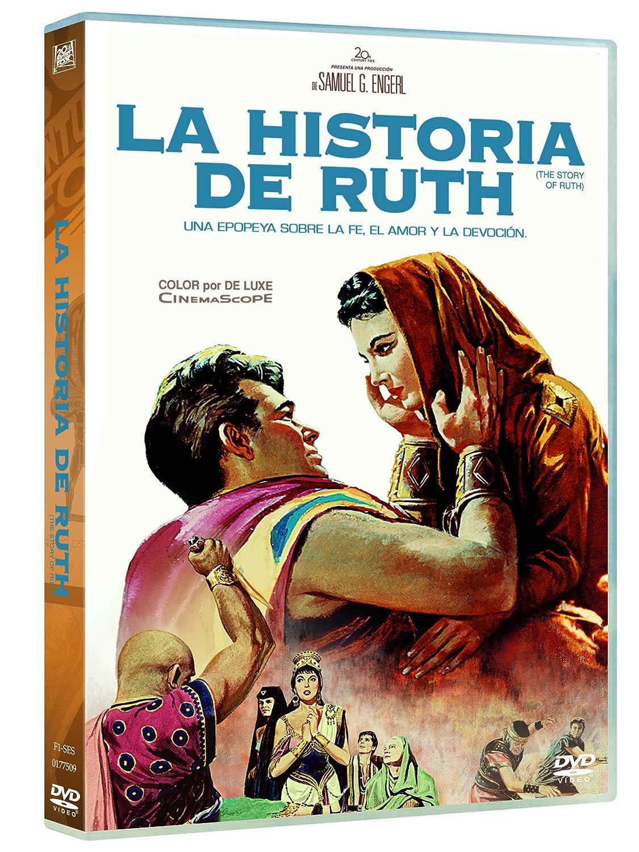 La Historia De Ruth [DVD]: Amazon.es: Jeff Morrow, Peggy Wood ...