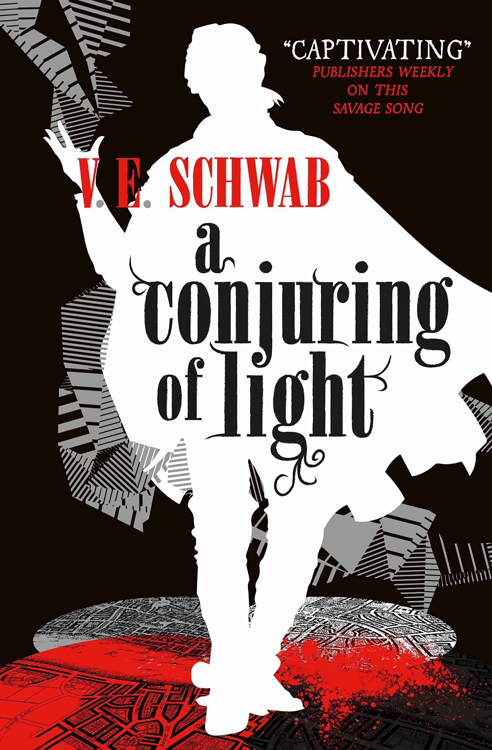 A Darker Shade of Magic 03. A Conjuring of Light Shades of Magic:  Amazon.es: Schwab, V. E.: Libros en idiomas extranjeros