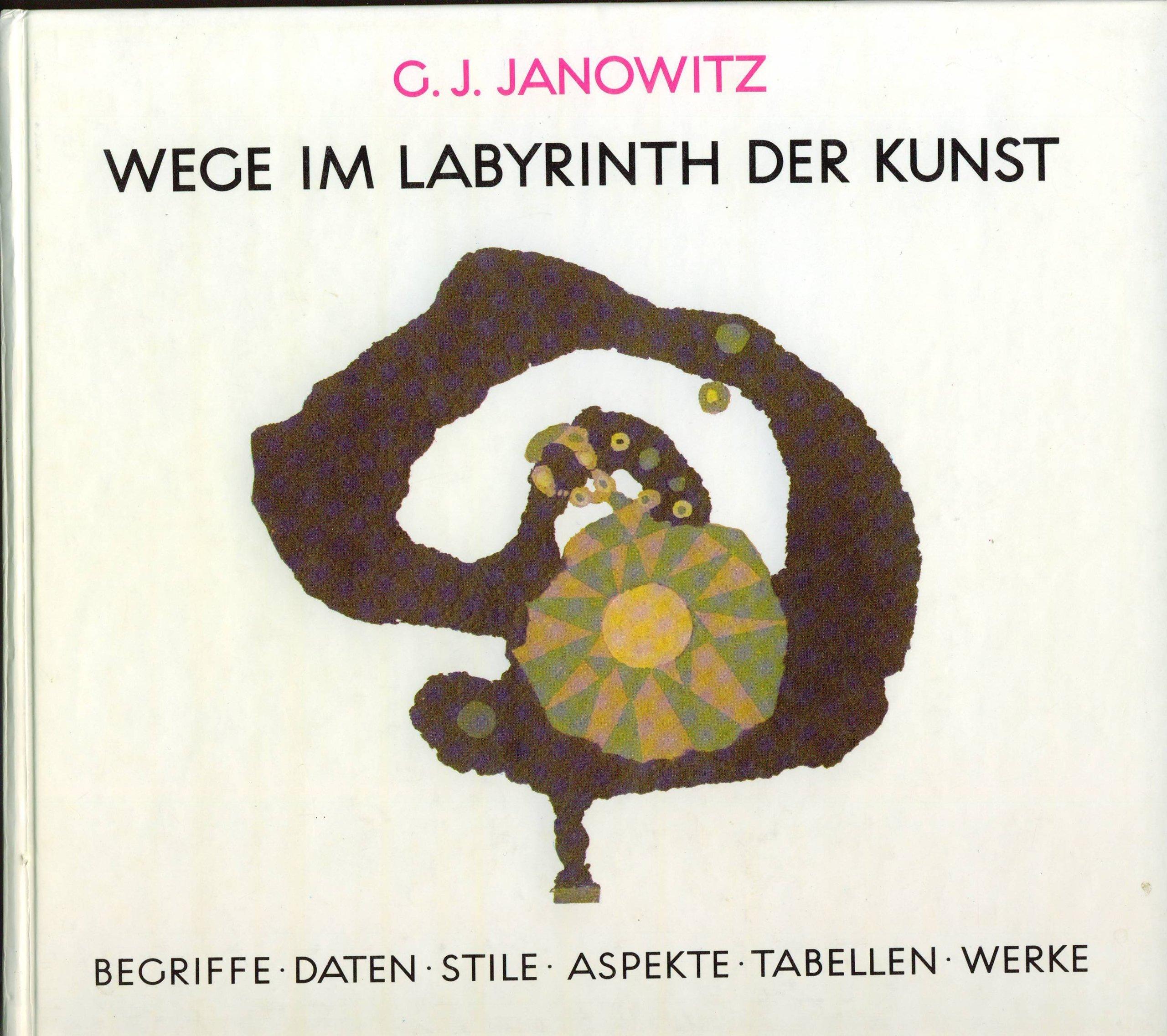 Wege im Labyrinth der Kunst: Begriffe, Daten, Stile, Aspekte ...