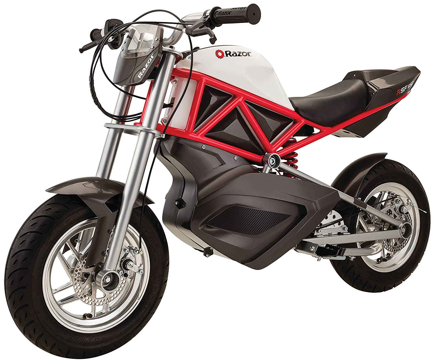 Amazon.com : Razor RSF650 Electric Street Bike : Sports & Outdoors
