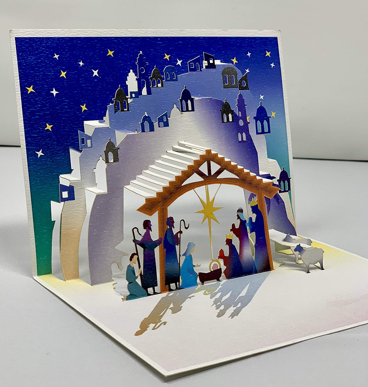Amazon Spread Holiday Joy with this Lovely Holy Night Nativity