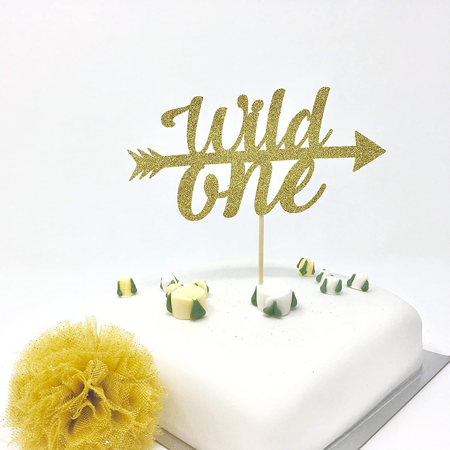 Swell Wild One Cake Topper First Birthday Party Decor 1St Birthday Birthday Cards Printable Nowaargucafe Filternl