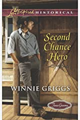 Second Chance Hero (Texas Grooms Book 6) Kindle Edition