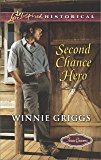 Second Chance Hero (Texas Grooms Book 6)