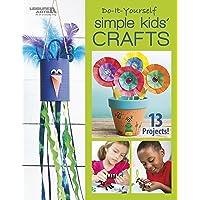 DIY Simple Kid's Crafts | Children's Crafting | Leisure Arts (7193)