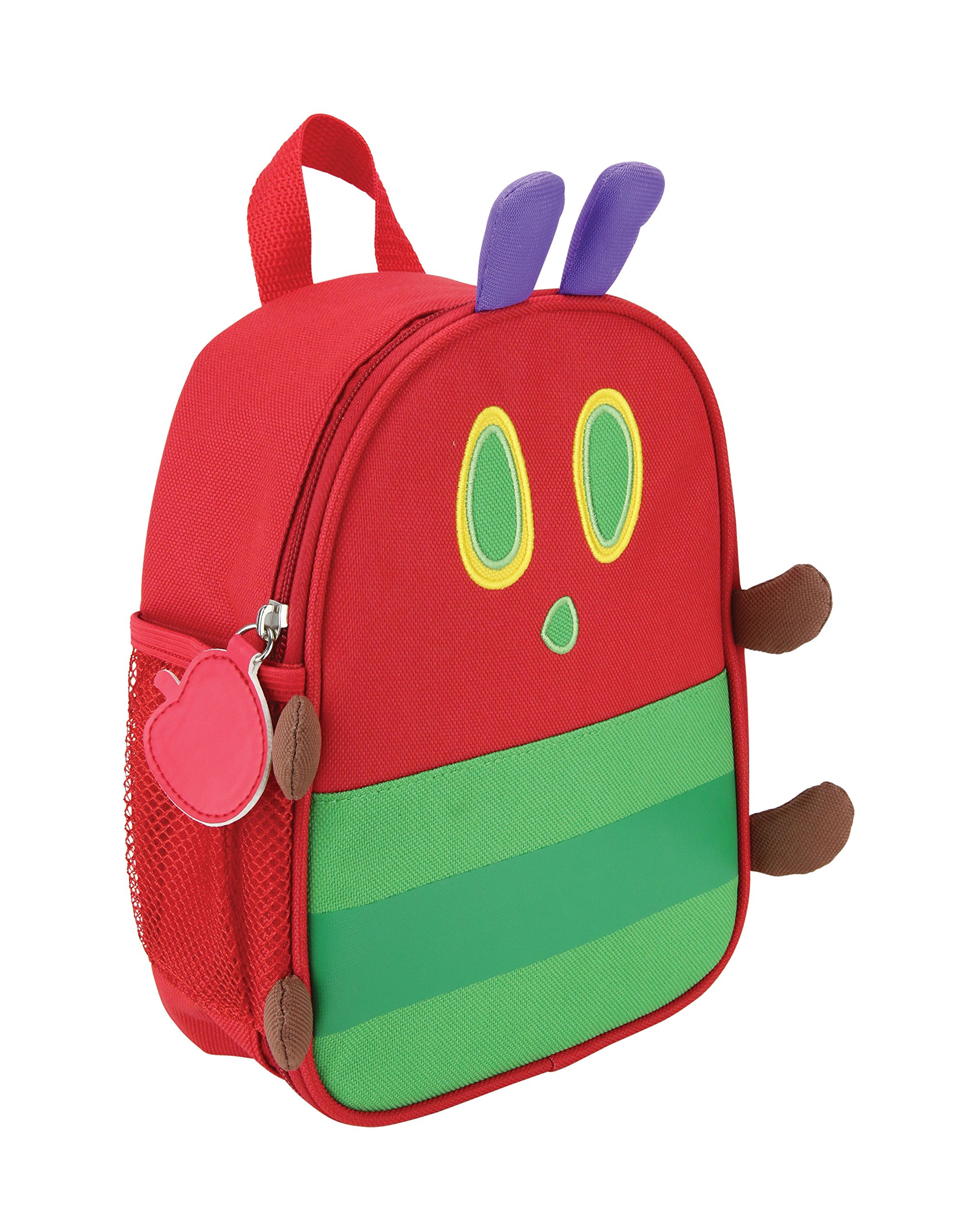Kids Preferred The World of Eric Carle, The Very Hungry Caterpillar Lunchbag, 10''