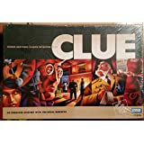 CLUE Detective Game (2005 Edition)