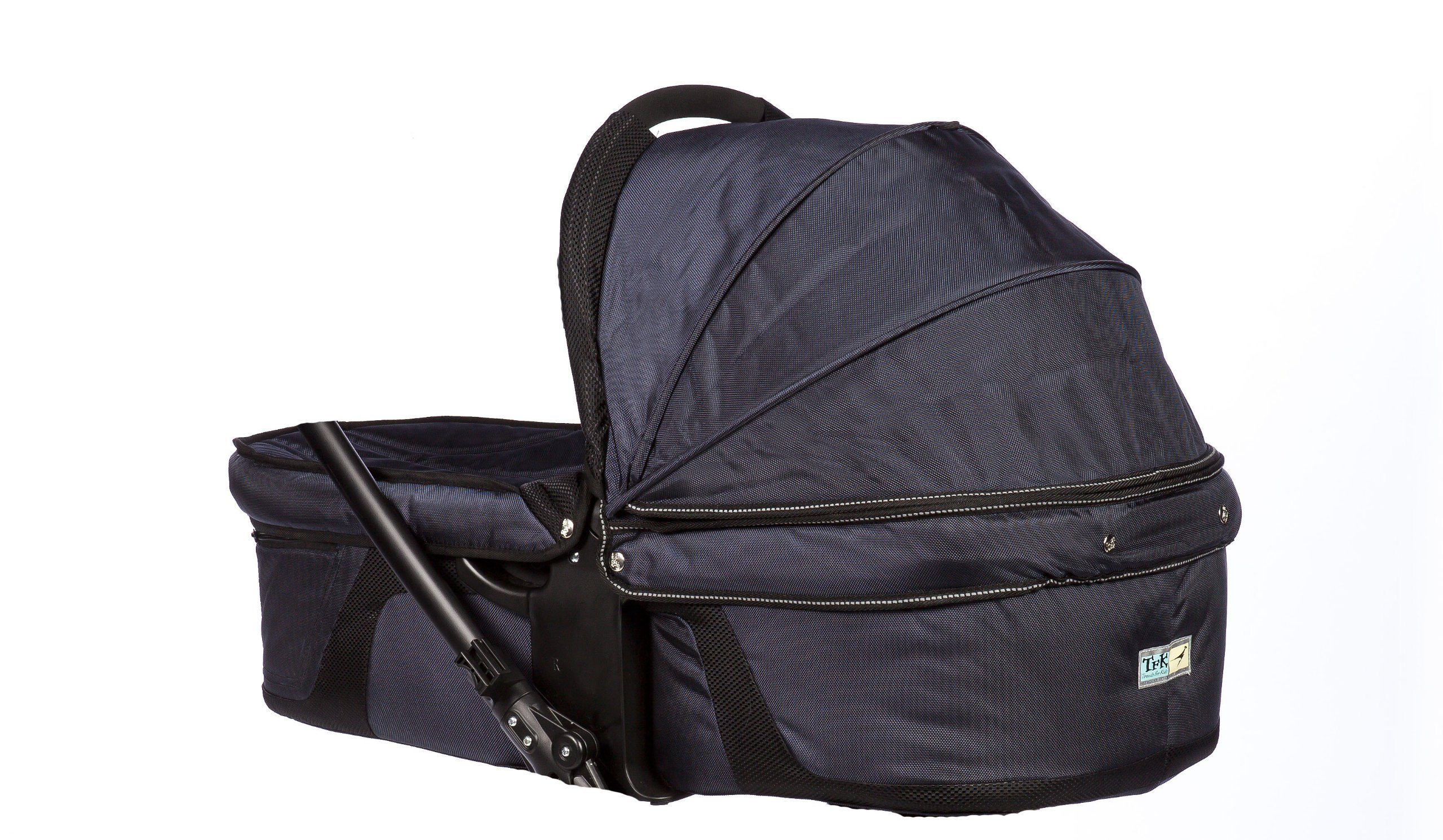 Trends For Kids Quick Fix Carrycot, Navy