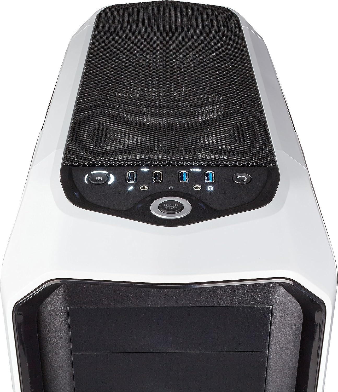 f254b17c03 Amazon | Corsair Graphite 780T White version E-ATX規格対応 プレミアムフルタワーPCケース  CS5320 CC-9011059-WW | CORSAIR | PCケース 通販