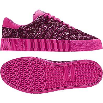 Shock Purple W Collegiate Adidas Sambarose Shock Pink Pink YIWH9ED2