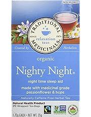 Traditional Medicinals Organic Nighty Night, 20 tea bags