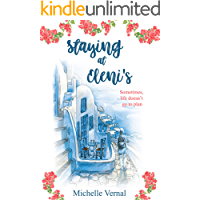 Staying at Eleni's (Being Shirley Book 1)