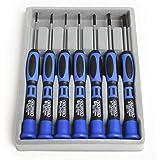 StarTech.com CTK100P - Kit de herramientas de precisión de 7 piezas para reparación de ordenadores