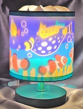 Magic Spinning Lamp - Tropical Fish Lamp: Amazon.ca: Electronics