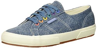 4df81dfe883d Superga Women s 2750 Coloreyedenimw Sneaker