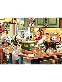 Amazon Com Jigsaw Puzzles Toys Amp Games Photomosaic