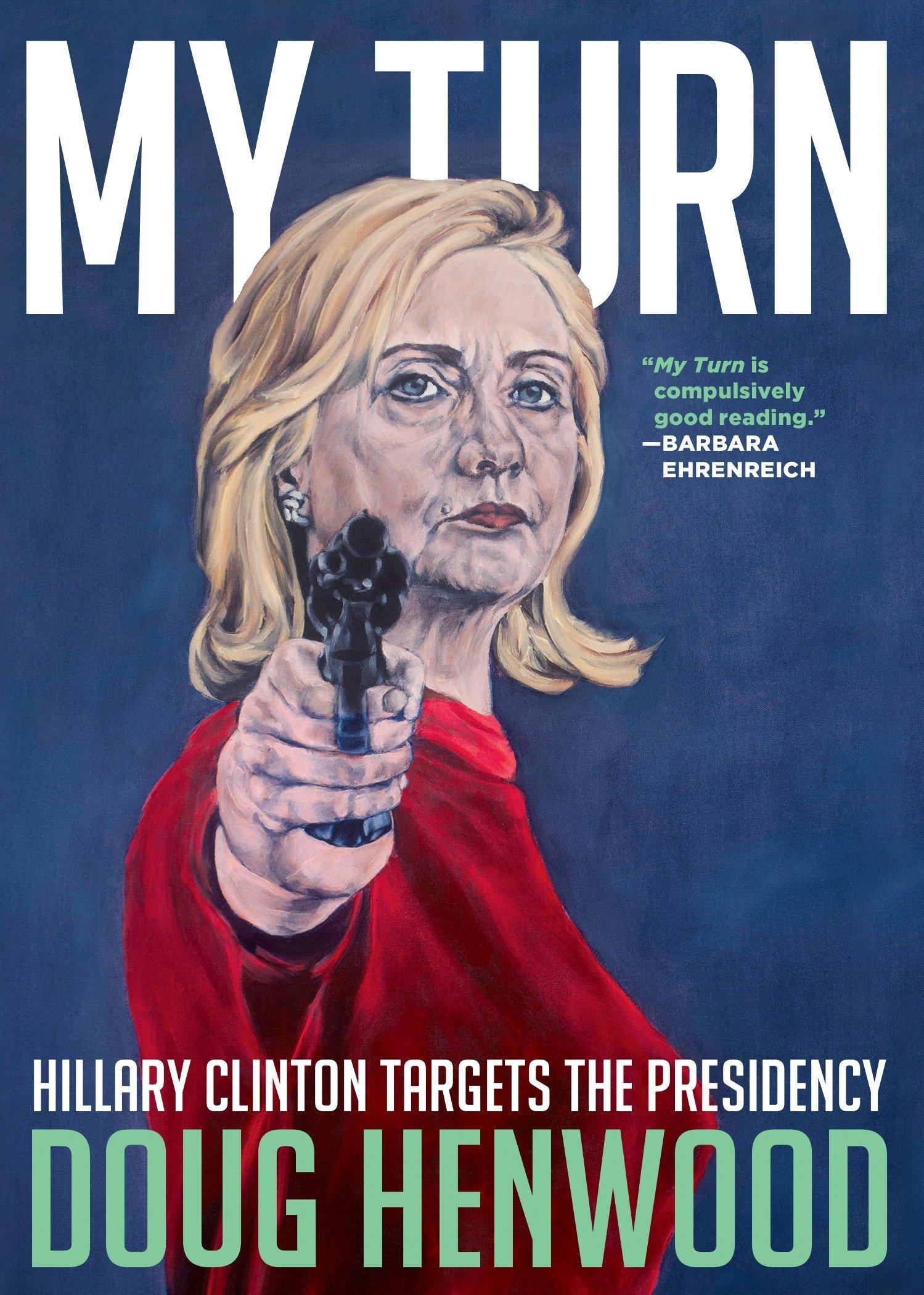 Download My Turn: Hillary Clinton Targets the Presidency pdf epub