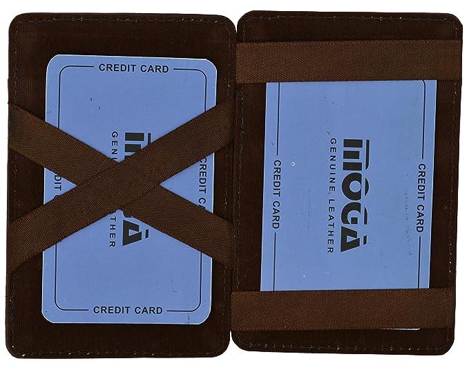 a9925ce0eb6a Moga High End Leather Quality Magic Wallet