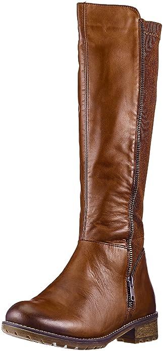 check out eb844 008ad Remonte Damen R3325 Hohe Stiefel